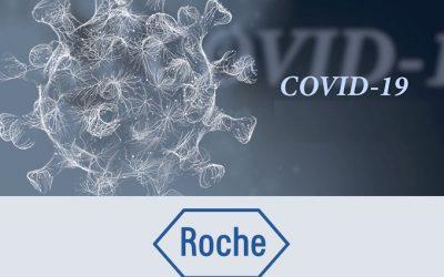 ROCHE Y SU RESPONSABILIDAD FRENTE AL COVID-19: JUNTOS SOMOS MÁS FUERTES