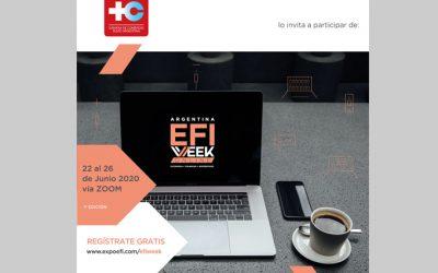 EFI WEEK ONLINE: CINCO JORNADAS DE ECONOMÍA, FINANZAS E INVERSIONES