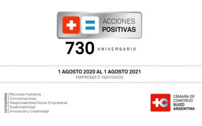 LA CCSA ANUNCIA EL CONCURSO «ACCIONES POSITIVAS – 730º ANIVERSARIO»