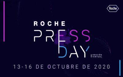 ROCHE PRESS DAY 2020 SERÁ UNA EDICIÓN COMPLETAMENTE VIRTUAL