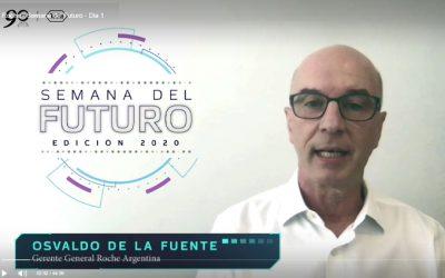 """ROCHE CONMEMORÓ SUS 90 AÑOS EN ARGENTINA CON LA """"SEMANA DEL FUTURO"""""""