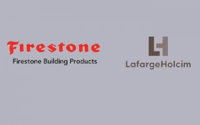 LAFARGEHOLCIM ADQUIERE FIRESTONE BUILDING PRODUCTS