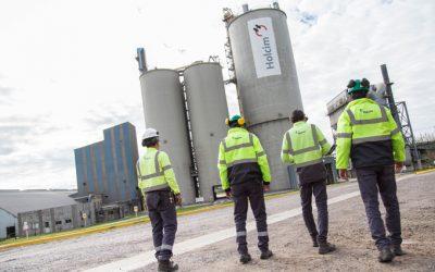 """HOLCIM ARGENTINA: RESULTADOS DE """"AMBICIÓN 2030"""" DE DESARROLLO SOSTENIBLE"""