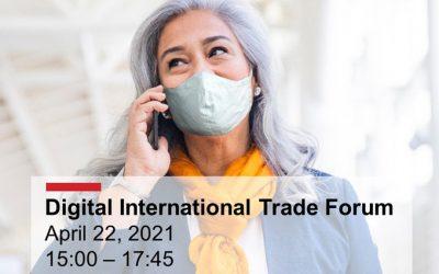 SWITZERLAND GLOBAL ENTERPRISE CONVOCA AL 'INTERNATIONAL TRADE FORUM'