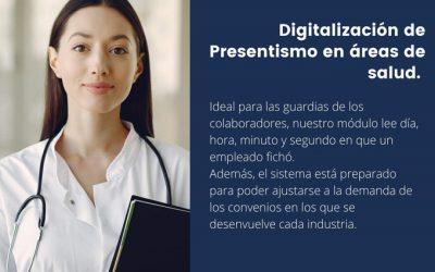 DIGITALIZACIÓN DE PRESENTISMO PARA EL AREA DE SALUD, UN SISTEMA DE AXTON IT