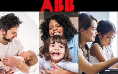 ABB PRESENTA UN PROGRAMA GLOBAL DE LICENCIA PARENTAL DE GÉNERO NEUTRO