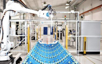 LOS ROBOTS ABB AUMENTAN LA AUTOMATIZACIÓN EN LA INDUSTRIA SOLAR