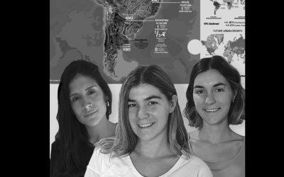 TRES JÓVENES CORDOBESAS FUERON PREMIADAS EN LOS LAFARGEHOLCIM AWARDS