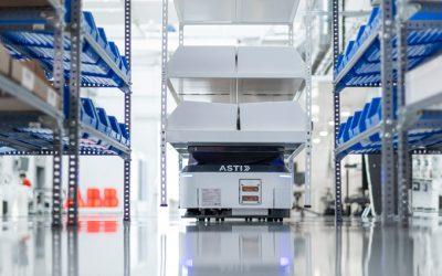 ABB ADQUIERE ASTI MOBILE ROBOTICS Y AFIRMA SU CRECIMIENTO EXTERNO