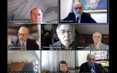 WEBINAR CCSA: UNA LECTURA SOBRE LOS RESULTADOS DE LAS PASO 2021